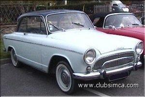 Simca P60 Monaco