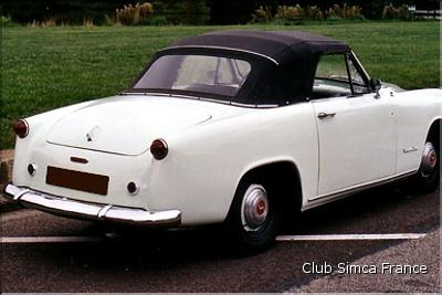 Aronde 1300 cabriolet Week-End